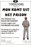 26 affiche mon prison A4