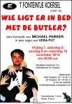 affiche A3 butler