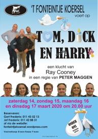 Affiche Tom, Dick en Harry_2
